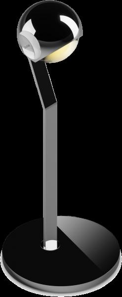 Occhio io Tavolo LED 2700K chrom