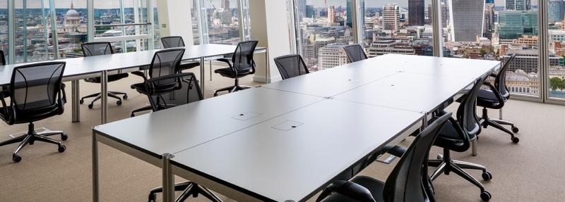 USM Haller Büromöbel und Officemöbel für Unternehmen