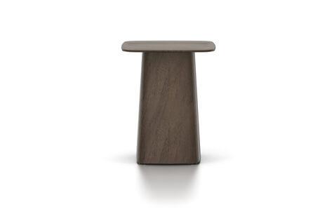 Vitra Wooden Side Table Beistelltisch klein Nussbaum pigmentiert