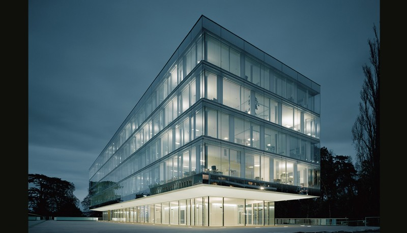 Nimbus Lighting Headquater Stuttgart