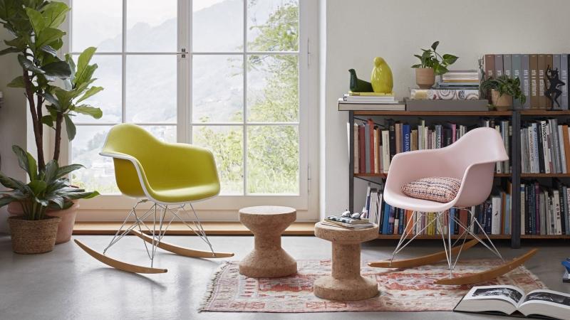 Vitra Cork Family Kork Sitzmöbel oder Beistelltisch