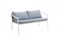 Roberti® Lipari Loungemöbel Outdoormöbel Gartenbank Searope Geflecht