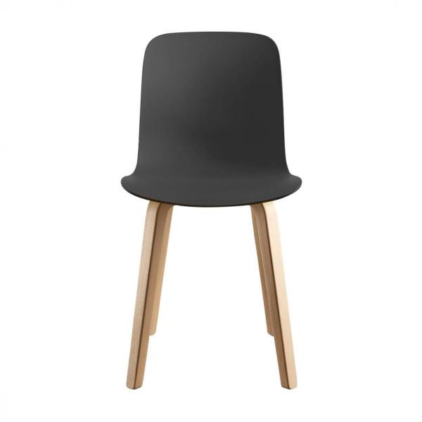 Magis Design Substance Stuhl UG: Esche hell SS: schwarz
