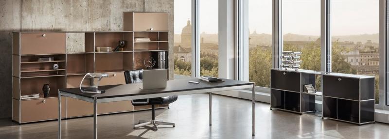 USM Haller als Büromöbel & Officemöbel