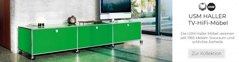TV-HiFi-Möbel von USM Haller entdecken