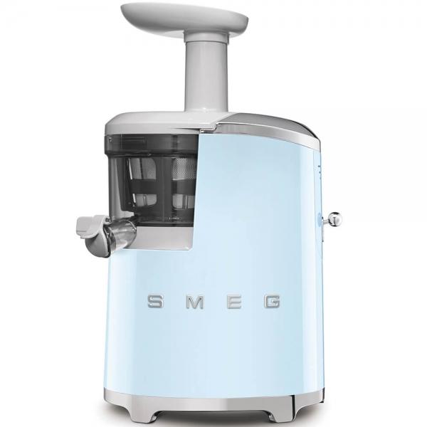 SMEG Retro-Style Slow Juicer Entsafter SJF01PBEU pastellblau