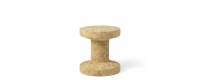 Vitra Cork Family Hocker / Beistelltisch Model B Kork natur