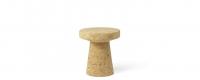 Vitra Cork Family Hocker / Beistelltisch Model C Kork natur