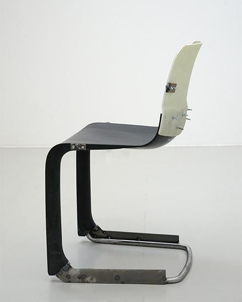 Vitra EVO Chair Freischwingerstuhl Fertigung 3