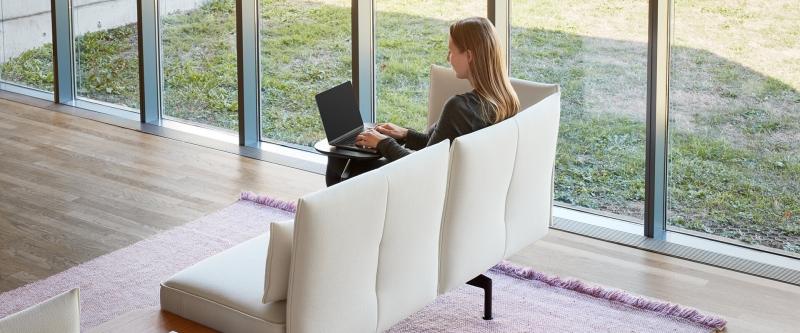 Vitra Soft Work Arbeitsplatzsystem 3