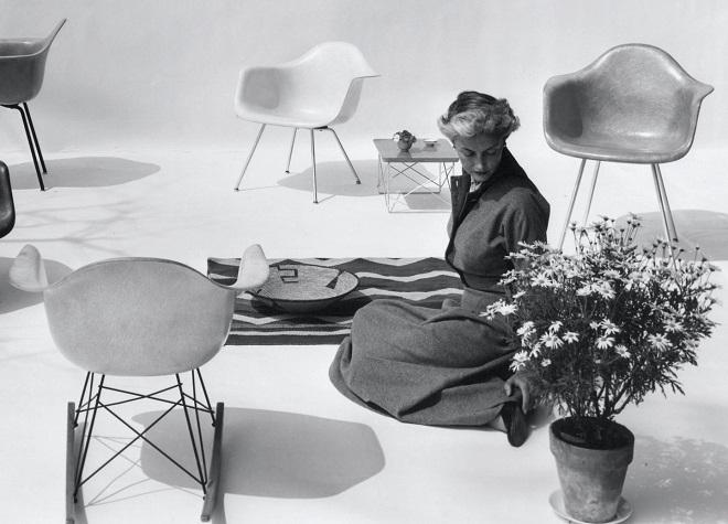 Vitra Eames Fiberglass Chairs Home & Living 1