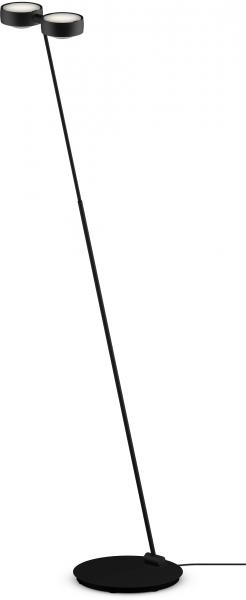 Occhio Sento E LED Terra Air-Steuerung schwarz matt