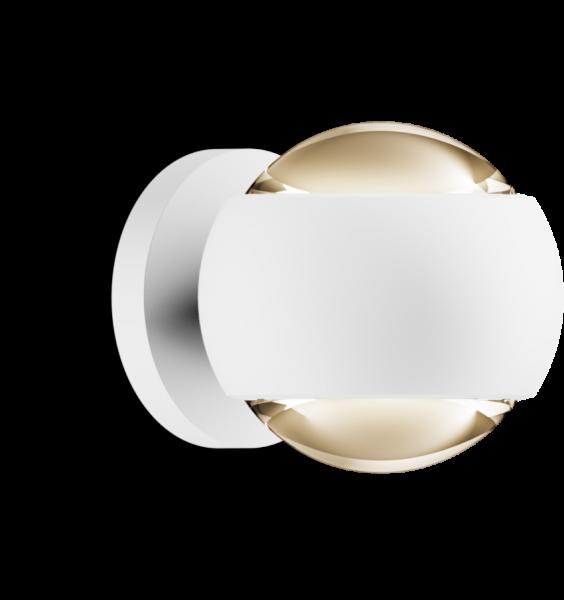 Occhio io verticale Volt D LED Air-Steuerung Wandleuchte weiss matt
