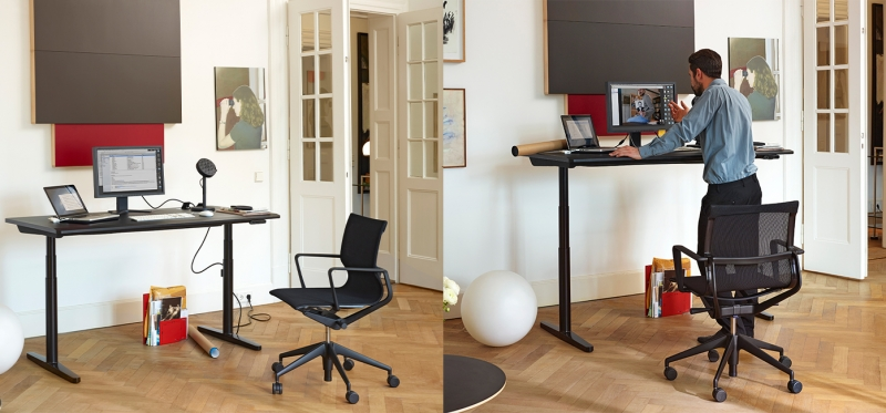 Vitra Home Office Möbel | Make your home work