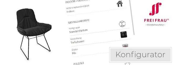 Freifrau Manufaktur Produkt-Konfigurator