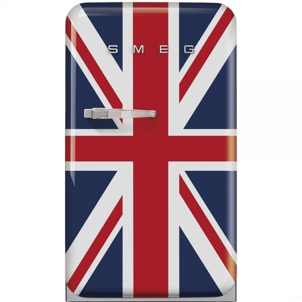 SMEG Retro-Style Mini-Bar 50er Jahre britische Flagge FAB10RUJ / FAB10LUJ