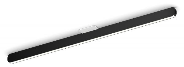Occhio Mito Alto 100 cover wide Air-Steuerung Deckenleuchte schwarz