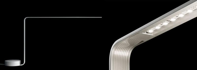 LINE Z Tischleuchte von Nimbus Lighting