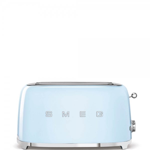 SMEG Retro-Style 2-Scheiben-Toaster, lang TSF02PBEU pastellblau