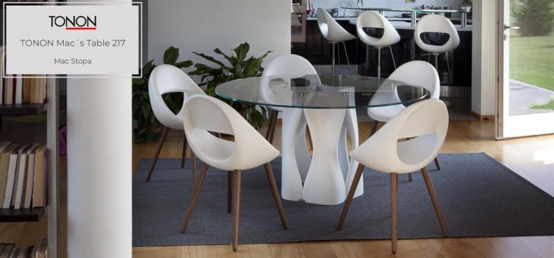 Tonon Italia Mac´s Table Esstisch