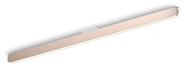 Occhio Mito Alto 100 cover wide Air-Steuerung Deckenleuchte gold matt